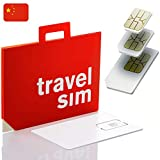 China SIM-Karte für Internationale Reisen auf Datenroaming überall in China + gratis 3 GB Internet und 10 £ für Anrufe oder SMS, Zugriff auf Google, Gmail, Facebook und mehr