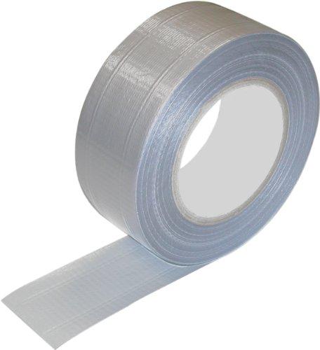 1 Rolle Alu-Gewebeband 50mm breit 50m lang 530050