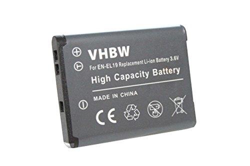 vhbw-li-ion-bateria-500mah-36v-para-camara-videocamara-nikon-coolpix-s3300-s3500-s3600-s4100-s4150-s
