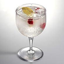 Effimer Copa de plástico para gintonic (Reutilizable) 650 ml.