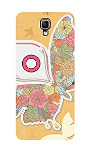 SWAG my CASE Printed Back Cover for Samsung Galaxy Note3 Neo