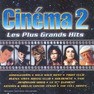 Cinema Vol 2 Les Plus Grands Hits