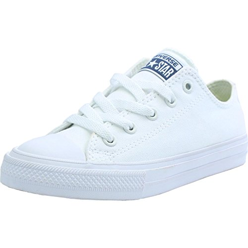 Converse Chuck Taylor All Star II Junior White Textile Trainers