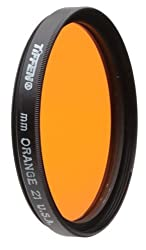 Tiffen 67or21 67mm Orange 21 Filter