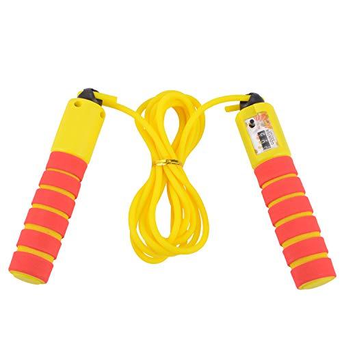 Balala Cuerda para Saltar para Niños con Ajustable, Saltar la Cuerda Contador para Entrenamiento, Adelgazamiento, el Juego Escolar, Actividad al Aire Libre