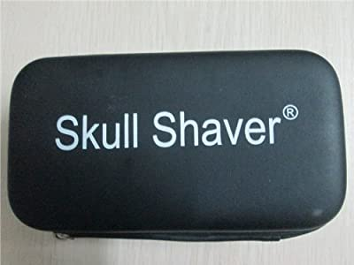 Skull Shaver Travel Case for Bald Eagle X and Butterfly Series Shavers