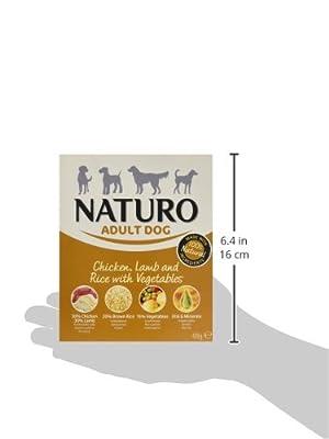 Naturo Wet Dog Food