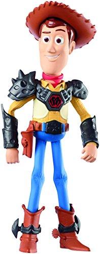 Mattel – Toy Story : Hors du Temps – Woody en Armure de Combat – Figurine 11 cm
