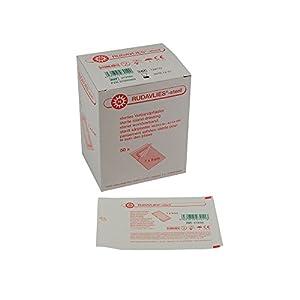 Noba RUDAVLIES®-steril, Verbandpflaster, Wundverband, Größenwahl, 50 Stück