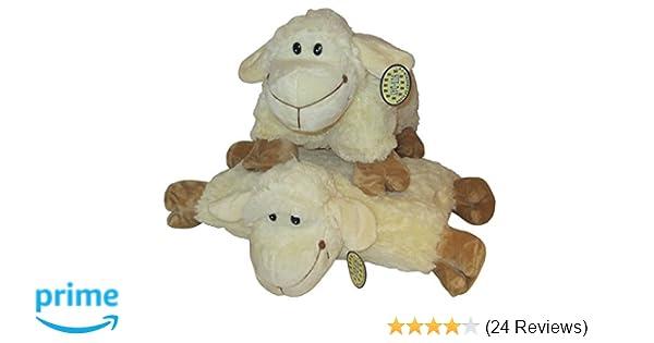 2in1 Kuschelkissen Und Kuscheltier Schaf Schäfchen Schafkissen