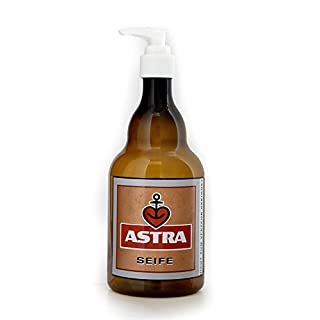 Astra Seifenspender (Pet) für Bad + Küche,für Männer & Frauen, Geschenk-Ideen aus St. Pauli
