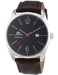 Lacoste Gents Watch XL Analogue Quartz 2010682 Leather