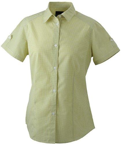 Ladies' Trekking Shirt/James & Nicholson (JN 1033) S M L XL XXL Green