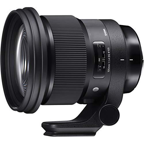 Sigma 105mm F1,4 DG HSM Art Objektiv (105mm Filtergewinde) für Canon Objektivbajonett