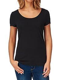 T-shirt manches courtes Wolf & York Harper Wolf & York - Noir