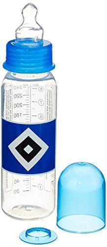 """Preisvergleich Produktbild primamma 44560001 - Babyflasche""""Hamburger SV"""" 250ml Silikon Gr. 1"""