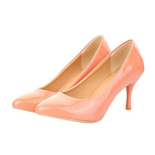 Lackleder Pumps Stiletto Damen Rosarot Mee Reizvoll Shoes 0nw1p4xqI