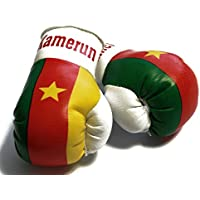 Mini Guantes de boxeo–Camerún