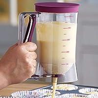 IDEA - Dispensador de masa para pasteles con mango