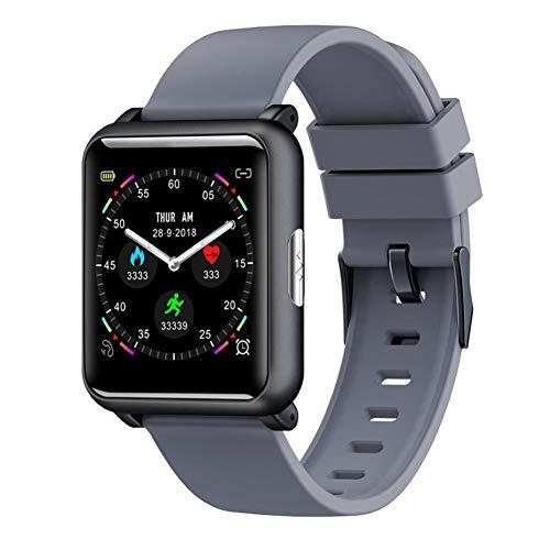 Sue-Supply Intelligentes Armband mit 1,3-Zoll-IPS-Bildschirm PPG + EKG-Blutdruck-Herzfrequenz-Messgerät-Schritt-EKG-Armband IP67 wasserdicht