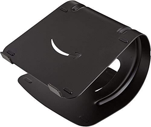 AmazonBasics - Soporte para portátil, color negro