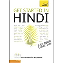 Get Started in Hindi: Teach Yourself (Teach Yourself Beginner's Languages)