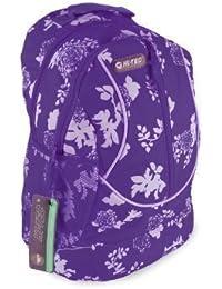 Hi-Tec Damas Niñas Floral mochila mochila escuela o colegio bolso viaje