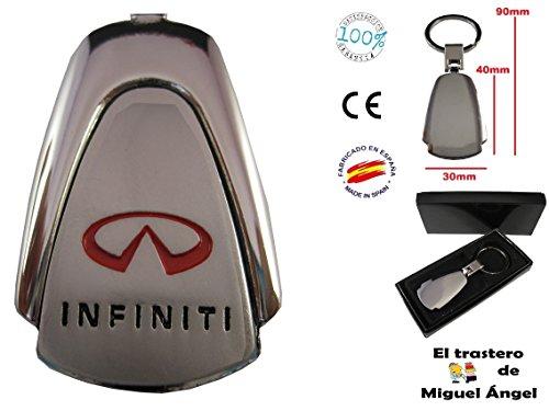Llavero de coche Infiniti