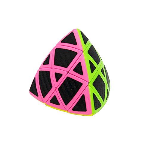 Wings of wind - Lisse 3x3x3 Mastermorphix Magic Cube, Carbon Fiber Sticker...