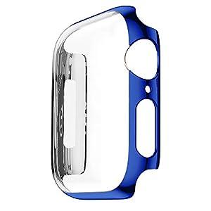 Wawer Apple Watch Series 4 Hülle, Ultradünne PC-Überzug Watch Case schützende Stoßfest Schutzhülle für Apple Watch Series 4 40mm / 44mm