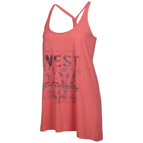 Chiemsee Femme T-Shirt Edel calypso coral