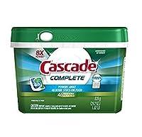 Cascade Complete Platinum Actionpacs Dishwasher Detergent 46 Ea