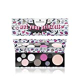 essence cosmetics not your princess eye & face palette, 1 x 96 g