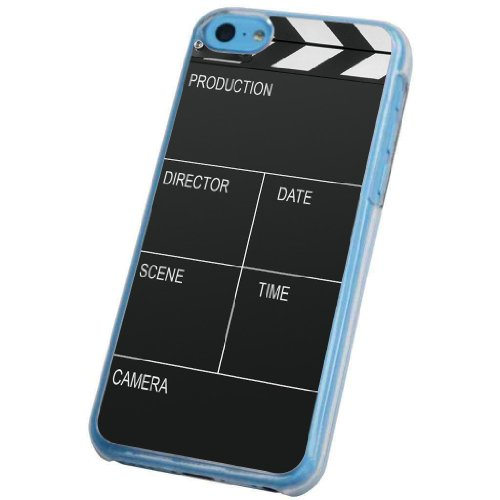 iphone 5C, Kino Movie ACTION Shooting Board Design Fashion Trend Hülle Rückseite Schale Case-Löschen - Iphone 5c Case-kino