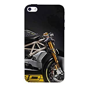 The Stubborne Ducati Draxter Xdiavel Concept 3D Printed Mobile Cover-Case