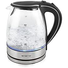 Emerio Wasserkocher, 1.7L, kabellos