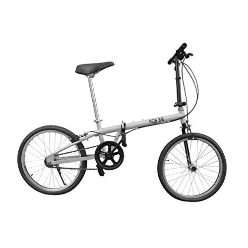 MEC Bikes Ride 3.0 The Folding Bike - White