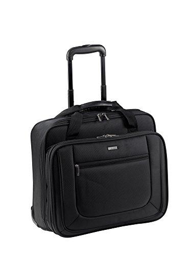 d&n Bussiness & Travel Business valigia 42 cm compartimenti portatile nero