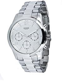Guess Damen-Armbanduhr Analog Edelstahl W12086L1