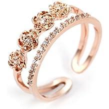 Freundschaftsringe rosegold  Suchergebnis auf Amazon.de für: ring rosegold