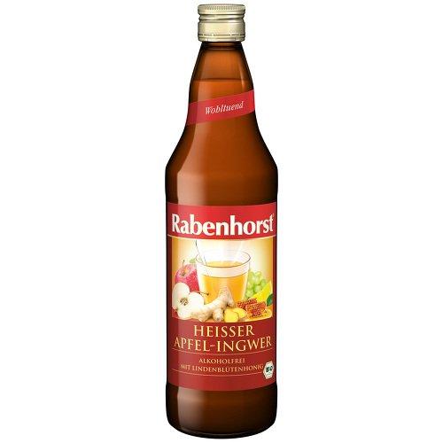 RABENHORST heißer Apfel-Ingwer Bio Saft 700 ml Saft 1