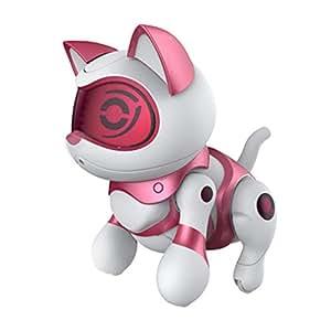 splash toys 30646 teksta new born kitty b b chat robot interactif jeux et jouets. Black Bedroom Furniture Sets. Home Design Ideas