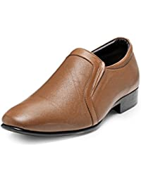 Teakwood Men's Real Genuine Leather Slip-on Mocassin Loafers Casual Shoes - B071Y5SH5G