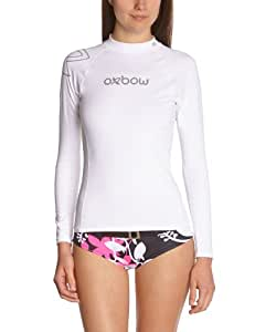 Oxbow Taninges Lycra manches longues femme Blanc FR : 36 (Taille Fabricant : 1)