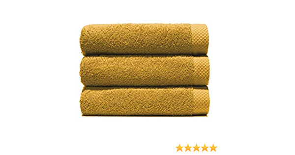 V/äxbo Lin Bubbel Serviette de bain 100 /% lin Couleur non blanchi 90 x 150 cm