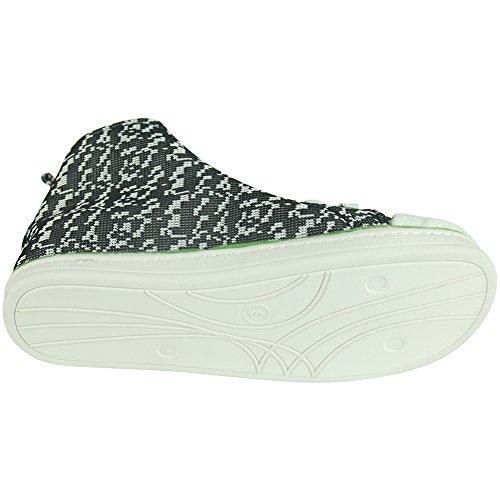 Gohom, Chaussures De Tennis Pour Hommes Noirs