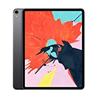 ‏‪Apple iPad Pro 12.9-Inch (2018) with FaceTime- 256GB, Wi-Fi + Cellular, Spcer Gray‬‏
