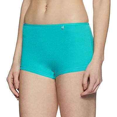Jockey Women's Cotton Bikini Brief (SS02-01-JTEAL_Small)