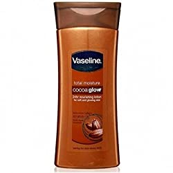 Vaseline Cocoa Glow Nourishing Lotion (100ml) (Pack of 2)