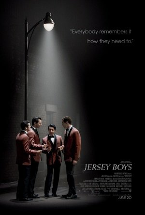 JERSEY BOYS – Imported Movie Wall Poster Print – 30CM X 43CM Brand New